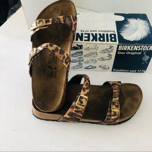 Birkenstock women's sandals size Ladies size 9.